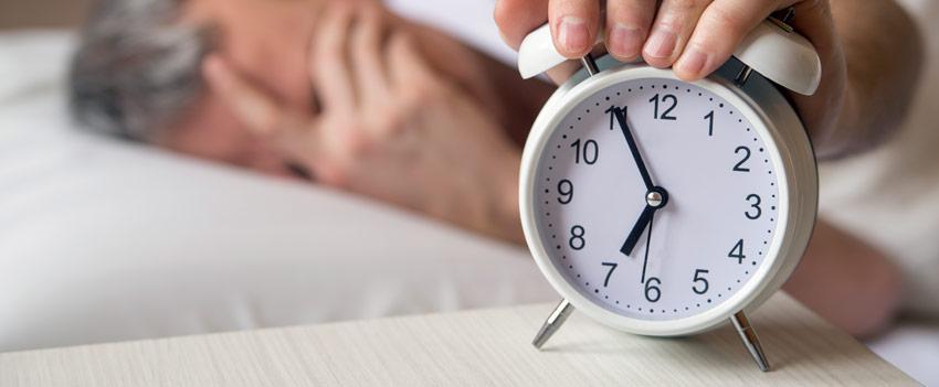 Schlafstörungen Praxis Dr. Nieter